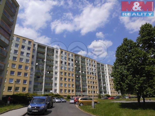 Pronájem, byt 2+kk, 50 m2, Ústí nad Labem, ul. Žežická