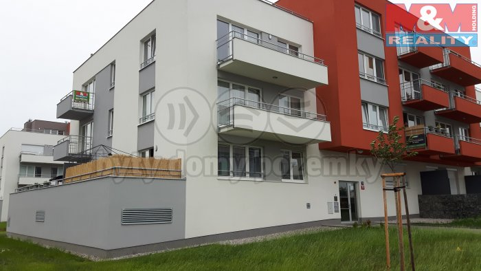 Prodej, byt 1+kk, 34 m2, Praha 9 - Letňany