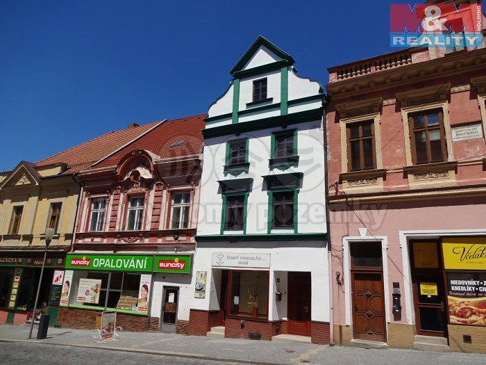 Prodej, nájemní dům, Chrudim, ul. Široká