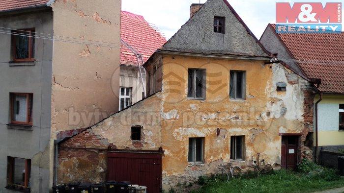 Prodej, rodinný dům 3+1, 120 m2, Čistá