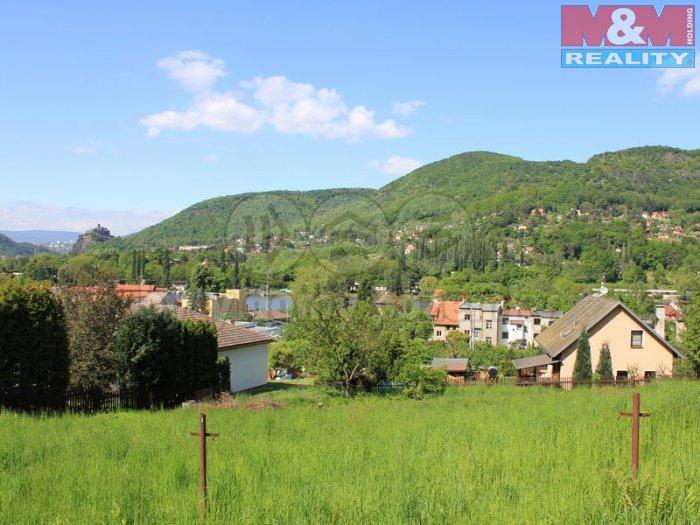 Prodej, pozemek, 754 m2, Ústí nad Labem - Vaňov