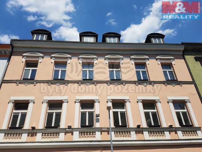 Prodej, byt 1+kk, 27 m2, OV, Praha 4 - Nusle