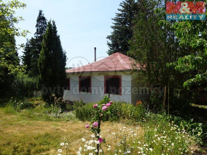 Prodej, chata, 4+1, 1206 m2, Šlovice