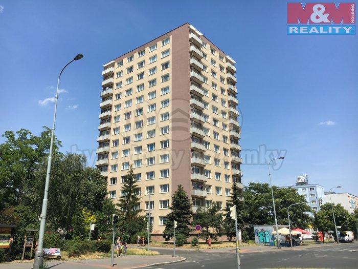 Pronájem, byt 1+kk, 29 m2, Praha - Malešice, ul. Počernická