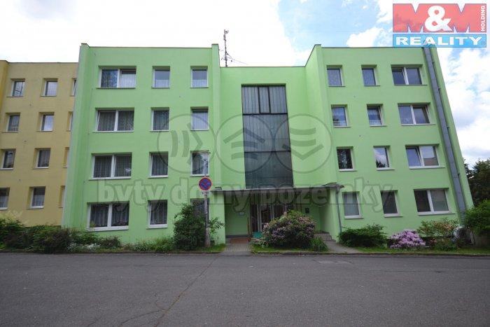 Pronájem, byt 1+1, 44 m2, Liberec, ul. Hroznová