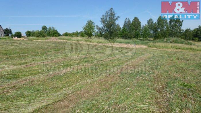 Prodej, pozemek, 851 m2, Stráž nad Nisou