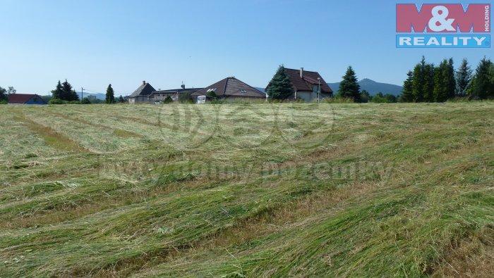 Prodej, pozemek, 1048 m2, Stráž nad Nisou