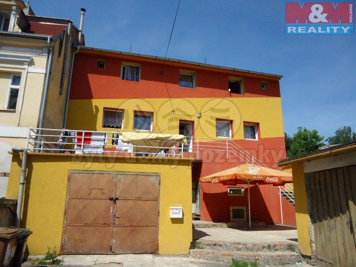 Pronájem, byt 1+1, 30 m2, Karlovy Vary - Rybáře