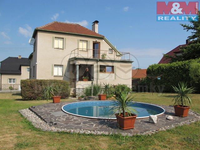 Prodej, rodinný dům, 194 m2, Nezvěstice