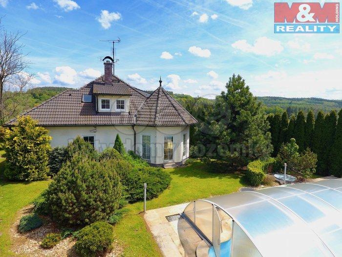 Prodej, vila 6+1, 1487 m2, Výžerky