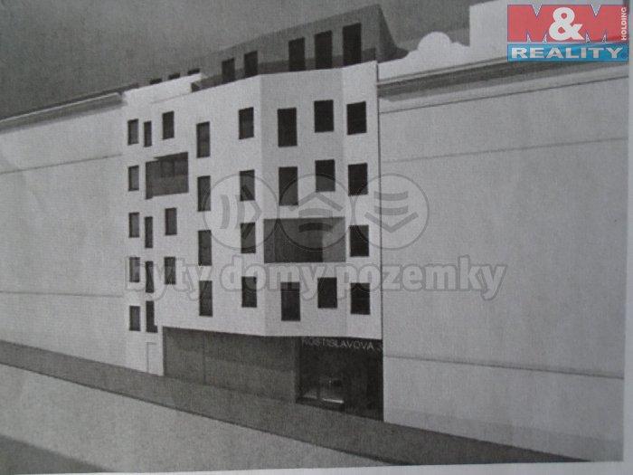 Prodej, byt 3+kk, 68 m2, Praha 4 - Nusle, ul. Rostislavova