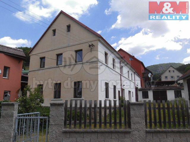 Prodej, rodinný dům, Ústí nad Labem - Brná, ul. Karla Maye