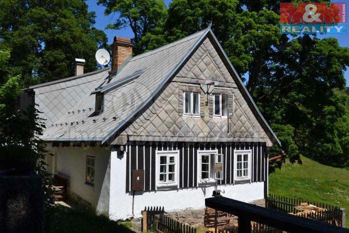 Prodej, penzion 8+1, 6466 m2, Janov n/N - Hraničná