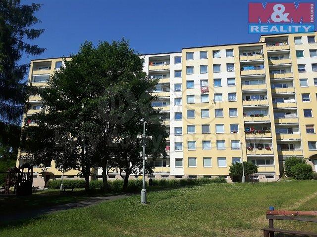 Prodej, byt, DV, 2+kk, 48m2, Ústí nad Labem, ul. Vojanova