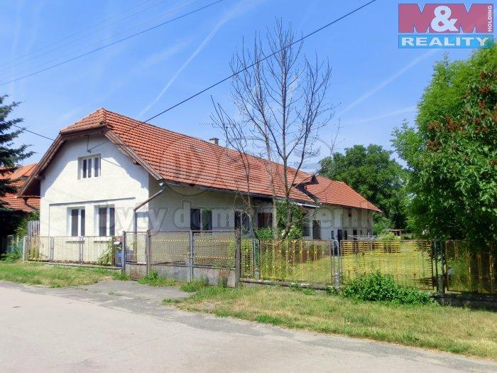 Prodej, rodinný dům, Krchleby