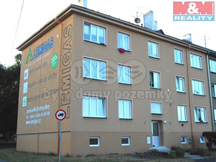 Prodej, byt 2+1, 55 m2, OV, Karlovy Vary - Dvory