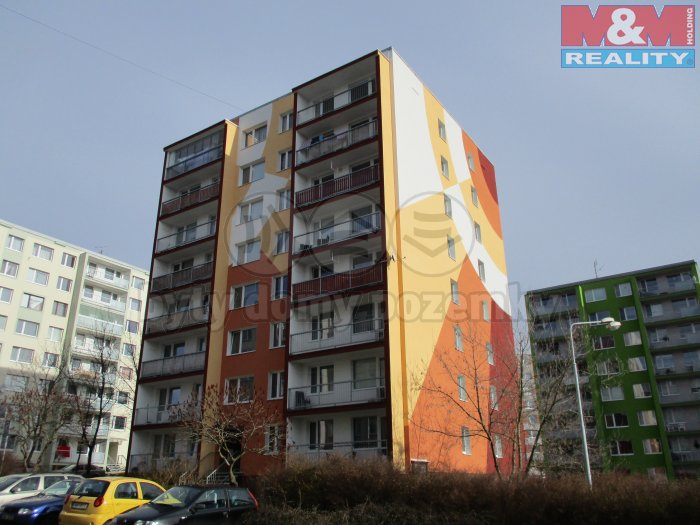 Pronájem, byt 2+kk 40 m2, Litoměřice