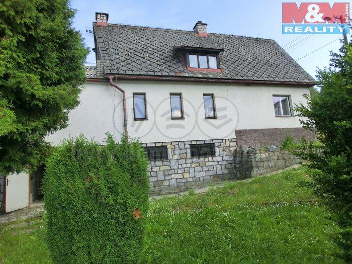 Prodej, rodinný dům 5+1, 120 m2, Radomilov