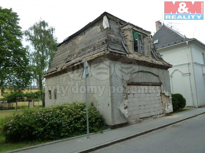 Prodej, dům 57 m2, Ostrava - Vítkovice, ul. Rudná
