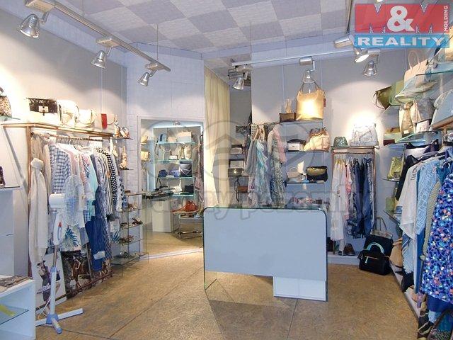 Obchodní prostor 26 m2, Praha 2 – Vinohrady