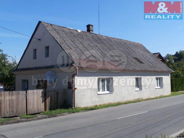Prodej, rodinný dům 2+1, 700 m2, Dlouhá Loučka