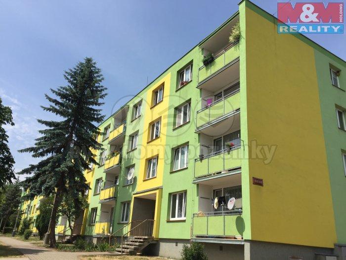 Prodej, byt 2+1, 62 m2, DV, Postoloprty, Třebízského náměstí