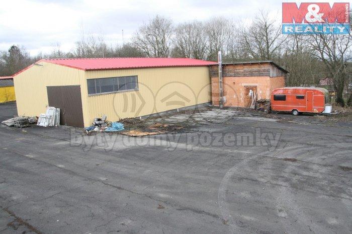 Prodej, výrobní prostory, 5604m2, Horšovský Týn