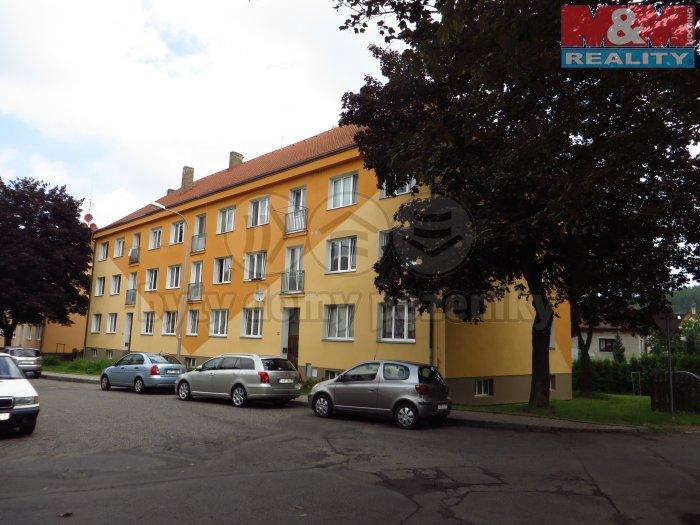 Prodej, byt 2+1, 56 m2, Kynšperk nad Ohří, ul. J.Nerudy
