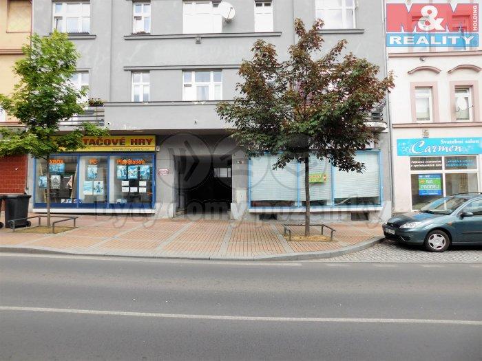 Prodej, obchodní prostory,139 m2, Karlovy Vary, Sokolovská