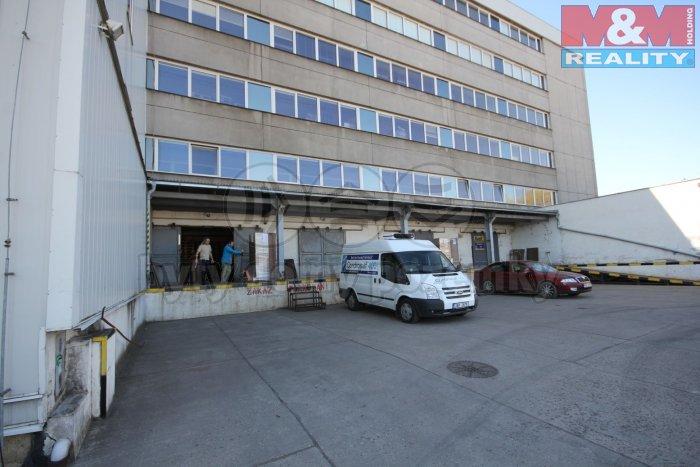 Pronájem, skladové prostory, Praha 9 - Horní Počernice