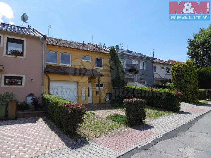 Prodej, rodinný dům, 329 m2, Chomutov, ul. Okrajová
