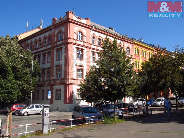 Pronájem, kanceláře, 63 m2, Praha - Žižkov, ul. Roháčova