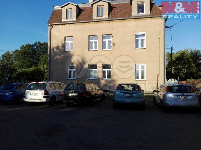 Prodej, byt 2+1, 84 m2, OV, Cheb, ul. Tylova