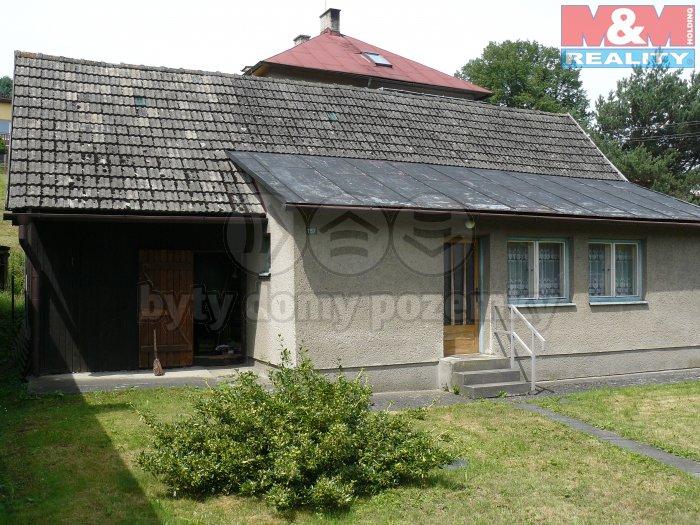 Prodej, rodinný dům, 43 m², Valašská Polanka