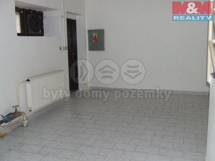 Nebytové prostory, 116m2, Český Těšín, Smetanova