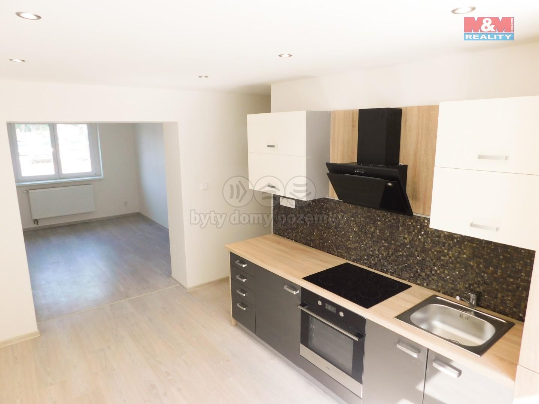 Prodej, byt 2+1, 51 m2, OV, Chomutov, ul. Karla Buriana
