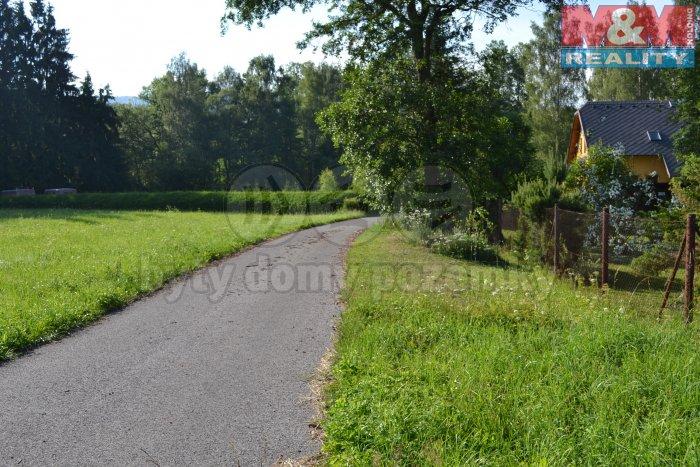 Prodej, pozemek, 498 m2, Plavy - Haratice