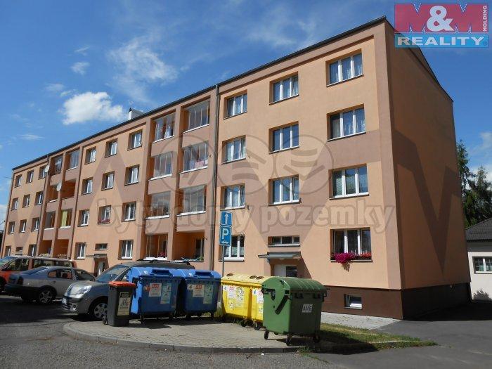 Prodej, byt 2+1, 58 m2, OV, Nová Role