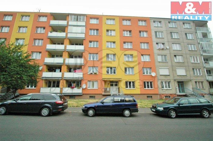 Prodej, byt 2+1, 48m2, Chodov, ul. Náměstí 9. května
