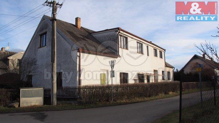 Prodej, rodinný dům, Slabčice - Písecká Smoleč