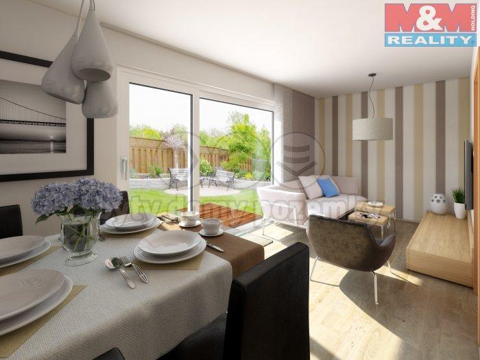 Prodej, rodinný dům, 4+kk, 80 m2, Zbůch u Plzně