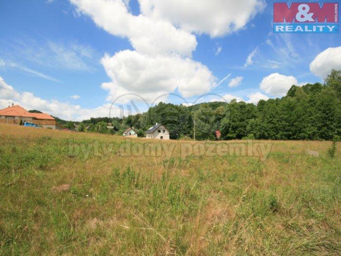 Prodej, stavební parcela, 1518 m2, Nový Bor - Pihel