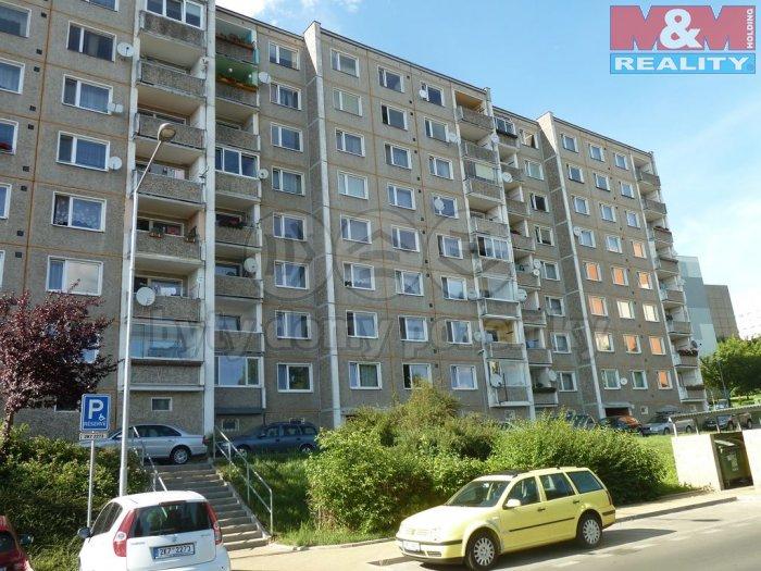 Prodej, byt 2+1, 62 m2, OV, Cheb, ul. Boženy Němcové