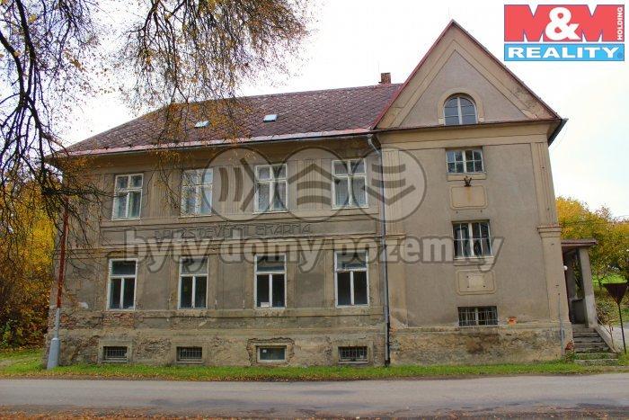 Prodej, komerční objekt, 949 m2, Výprachtice