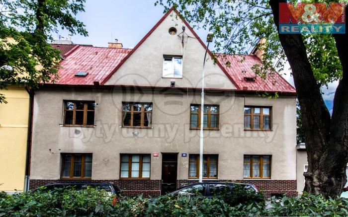Prodej, byt 1+kk, 26 m2, Praha 6 - Břevnov
