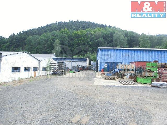 Prodej, výrobní objekt, 22433 m2, Chrastava