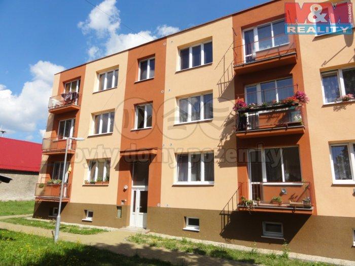 Pronájem, byt 2+1, 49 m2, Lubenec