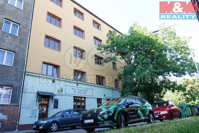 Prodej, nájemní dům, Ostrava