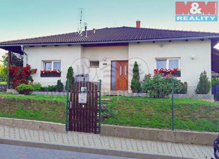 Prodej, rodinný dům, 130 m2, Králův Dvůr - Popovice