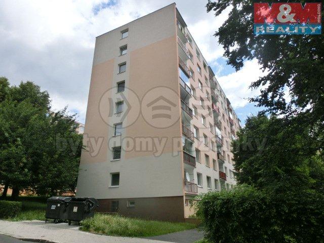 Pronájem, byt 2+1, 64 m2, OV, Ústí nad Labem, ul. Mošnova